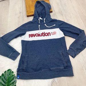 Adidas New England Revolution Sweatshirt 3196